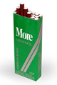 Cheap More International Menthol 120s (Hard Box)