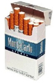 Cheap Monte Carlo Blue King Size Hard Pack