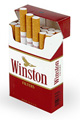 Cheap Winston Red King Size Box